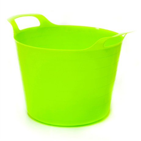 Strata 75L Flexi Tub Flexable Bucket (GN186FGR-HS)