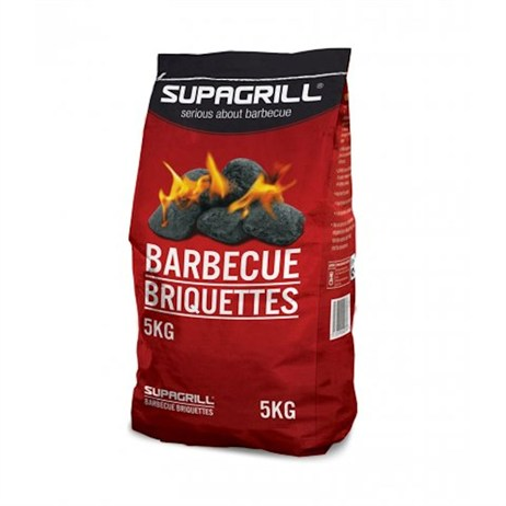 Supagrill Barbecue Briquettes 5Kg (610405)