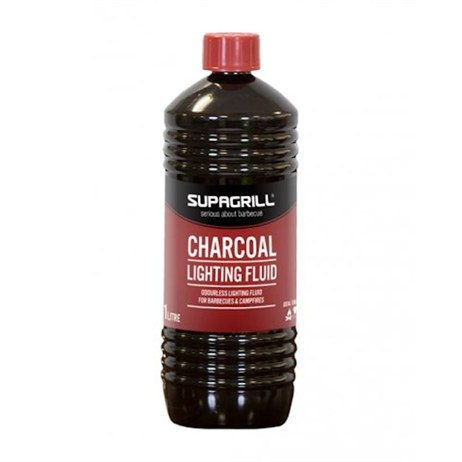 Supagrill Charcoal Lighting Fluid 1Ltr (508101)