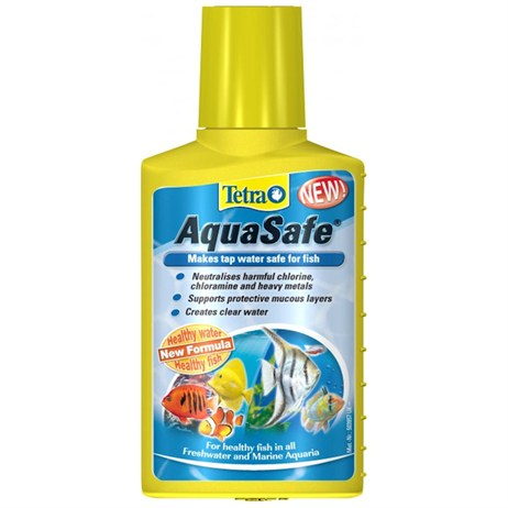 Tetra Aquasafe Fish Water Treatment 250ml