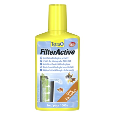 Tetra Filter Active Solution 100ml Water Treatment