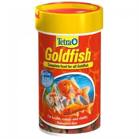 Tetra Goldfish Flakes 200g Fish Food