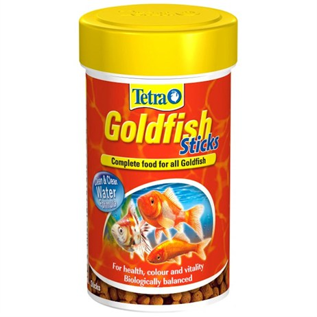 Tetra Goldfish Sticks 93g Fish Food