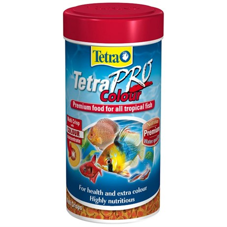 Tetra Pro Colour 20g Fish Food