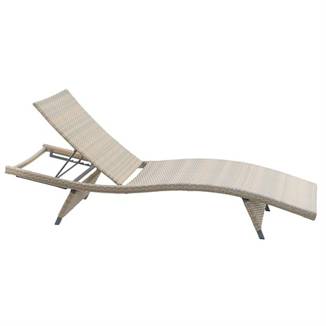 TOBS Sun Lounger - Grey (24889)