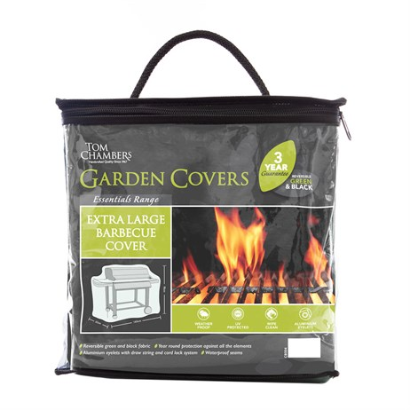 Tom Chambers Barbeque Cover - Essential - Extra Large (CE004)