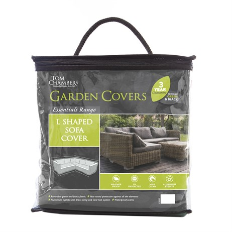 Tom Chambers L Shaped Sofa Cover - Essential (CE037)