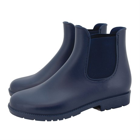 Town & Country Chelsea Boot - Navy -5  (TFW5771)