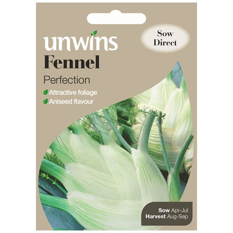 Unwins Seeds Fennel Perfection (30310114)