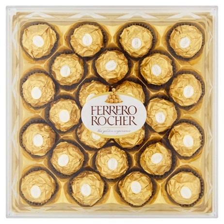 Valentine's Day Gifts - Ferrero Rocher Choclates Box 300g
