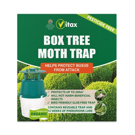 Vitax Box Tree Moth Trap (5BTMT1)