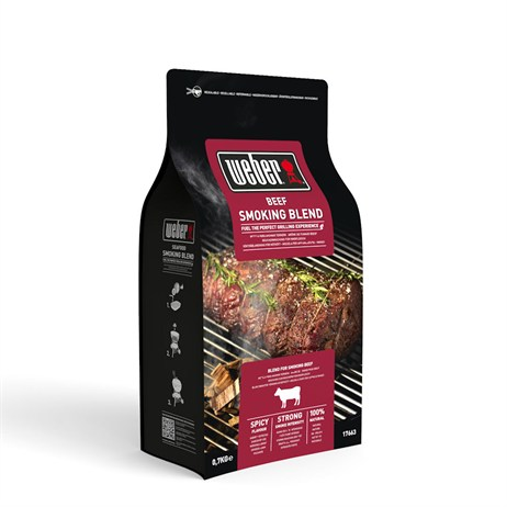 Weber Beef Wood Chips 0.7kg (17663)