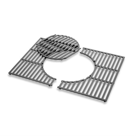 Weber Cooking Grates For Spirit 300 Series (8847) Barbecue Accessory