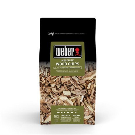Weber Mesquite Wood Chips 0.7kg (17625)