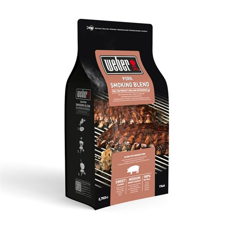 Weber Pork Wood Chips 0.7kg (17664)
