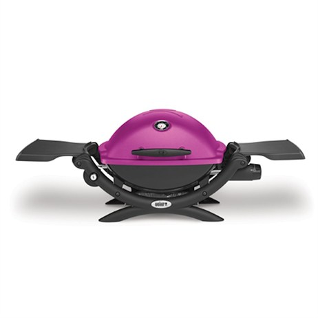 Weber Q1200 Purple (51200074) Gas Barbecue