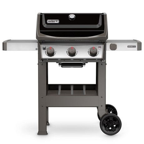 Weber Spirit II E-310 GBS - Black (45010174) Gas Barbecue