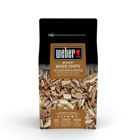 Weber Whisky Wood Chips 0.7kg (17627)