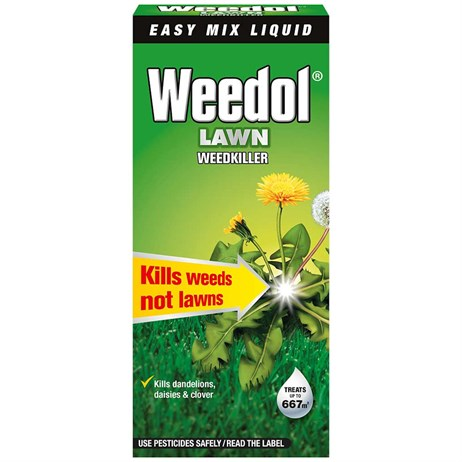 Weedol Lawn Weed Killer - 1L (118022)