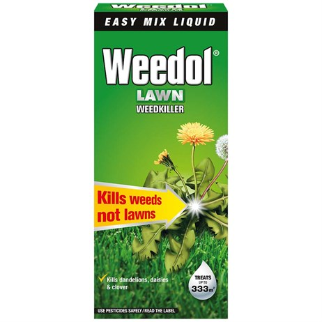 Weedol Lawn Weed Killer - 500ml (119196)