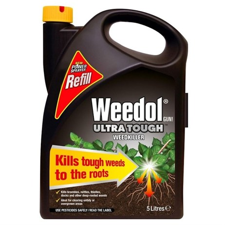 Weedol Ultra Tough Weed Killer Refill - 5L (118953)