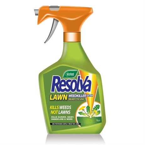 Resolva Lawn Weed Killer Extra Ready To Use - 1L (20300309)