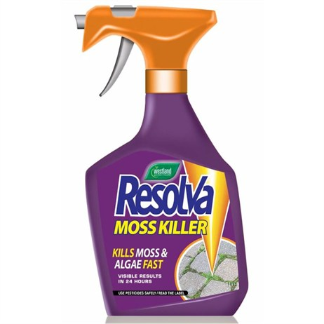 Resolva Moss Killer Ready To Use - 1L (20300325)