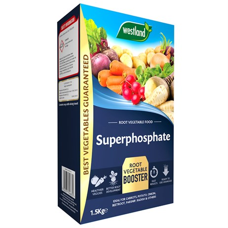 Westland Superphosphate Fertiliser Fruit and Vegetable Ripener - 1.5kg (20600032)