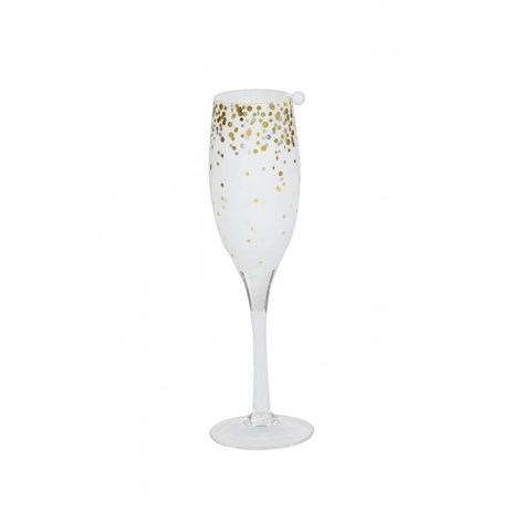 Yankee Candle Christmas Decoration - Holiday Party Tea Light Holder - Champagne (1521418)