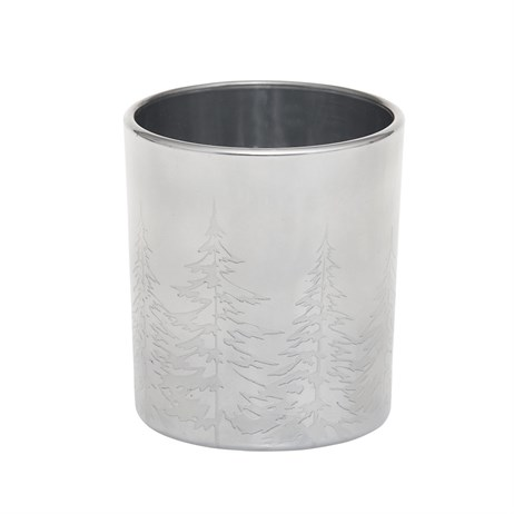 Yankee Candle Christmas Decoration - Snowy Gatherings Winter Trees Tea Light & Votive Holder (1596325)