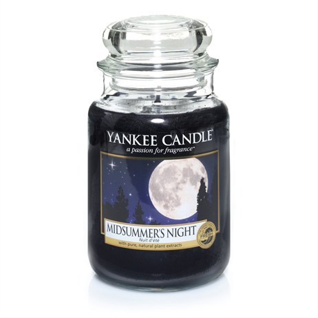 Yankee Candle - Large Jar - Midsummer Night (115174E)