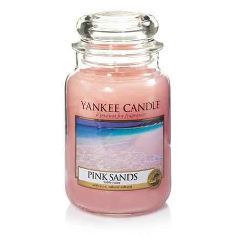 Yankee Candle Classic Large Jar - Pink Sands (1205337E)