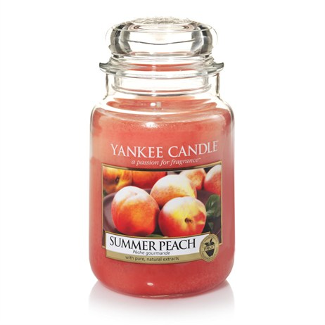 Yankee Candle Classic Large Jar - Summer Peach (1507728E)