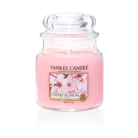 Yankee Candle Classic Medium Jar - Cherry Blossom (1542837E)