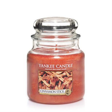 Yankee Candle Classic Medium Jar - Cinnamon Stick (1055975E)