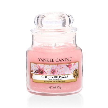 Yankee Candle Classic Small Jar - Cherry Blossom (1542838E)