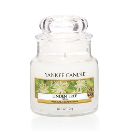 Yankee Candle Classic Small Jar - Linden Tree (1542832E)