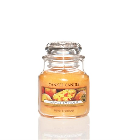 Yankee Candle - Small Jar - Mango Peach Salsa (1114683E)