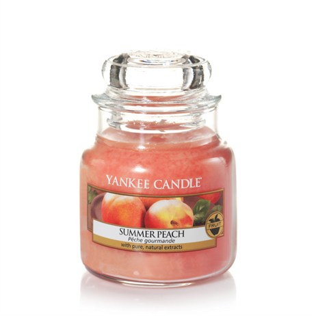 Yankee Candle Classic Small Jar - Summer Peach (1507730E)