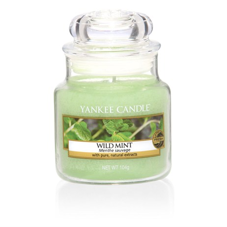 Yankee Candle Classic Small Jar - Wild Mint (1542820E)