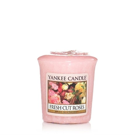 Yankee Candle Classic Votive - Fresh Cut Roses (1038348E)