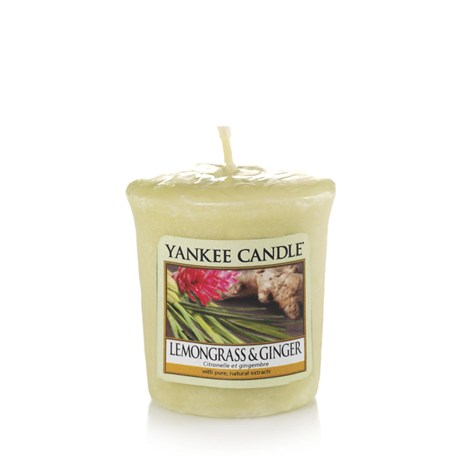 Yankee Candle Votive - Lemongrass & Ginger (1507707E)