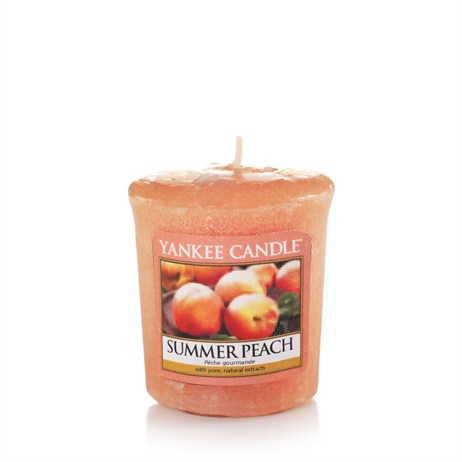 Yankee Candle Classic Votive - Summer Peach (1507731E)