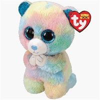 Ty Beanie Boos Toy - Hope Bear (36245)