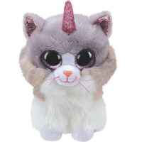 Ty Beanie Boos Toy - Asher Cat (36306)