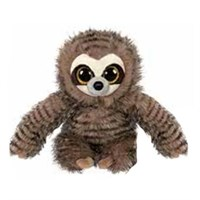 Ty Beanie Boos Toy - Sully Sloth (36692)