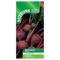Suttons Beetroot Seeds - Boltardy (151383)
