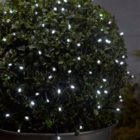 Smart Garden 500 Ice White Battery String Lights (1921301)