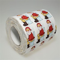 Loo Rolls - Oh! - 3 Ply, 200 Sheet Christmas Roll (PD00149)
