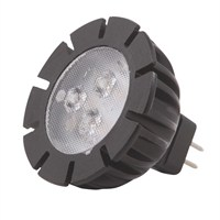 Techmar 3W MR16 Power LED GU5.3 Warm White (6193011)